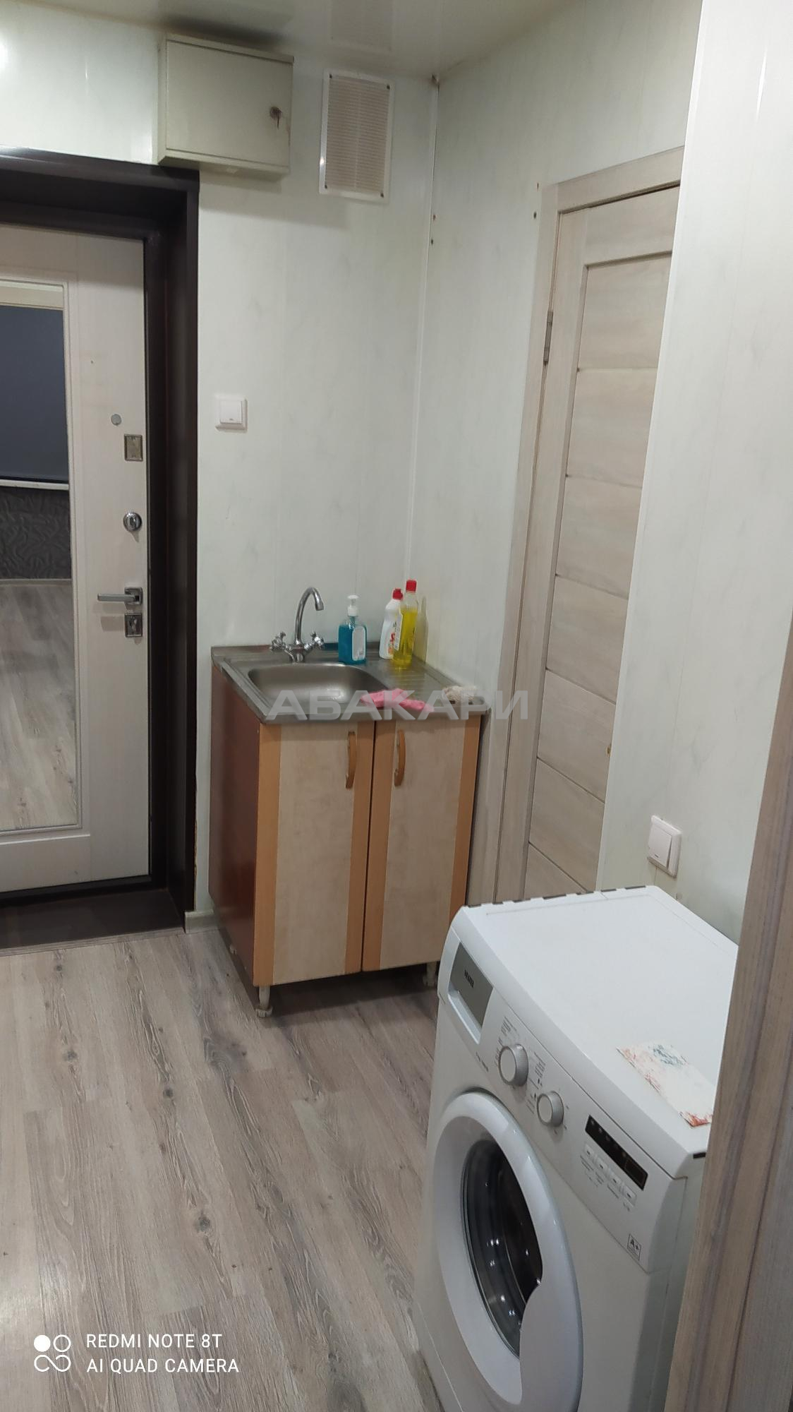1к квартира Спортивная улица, 180 | 9500 | аренда в Красноярске фото 3