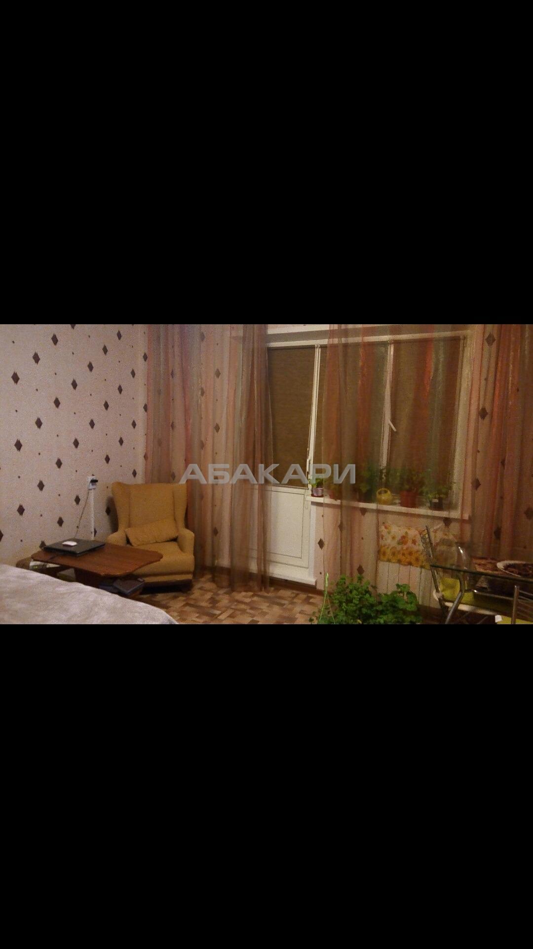 1к квартира улица Дмитрия Мартынова, 41 | 17000 | аренда в Красноярске фото 0