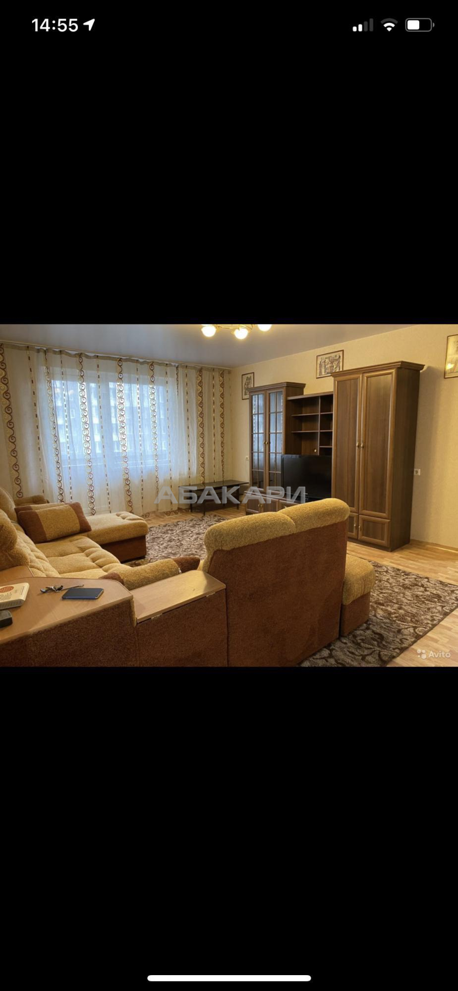 3к квартира улица Урванцева, 16   28000   аренда в Красноярске фото 0