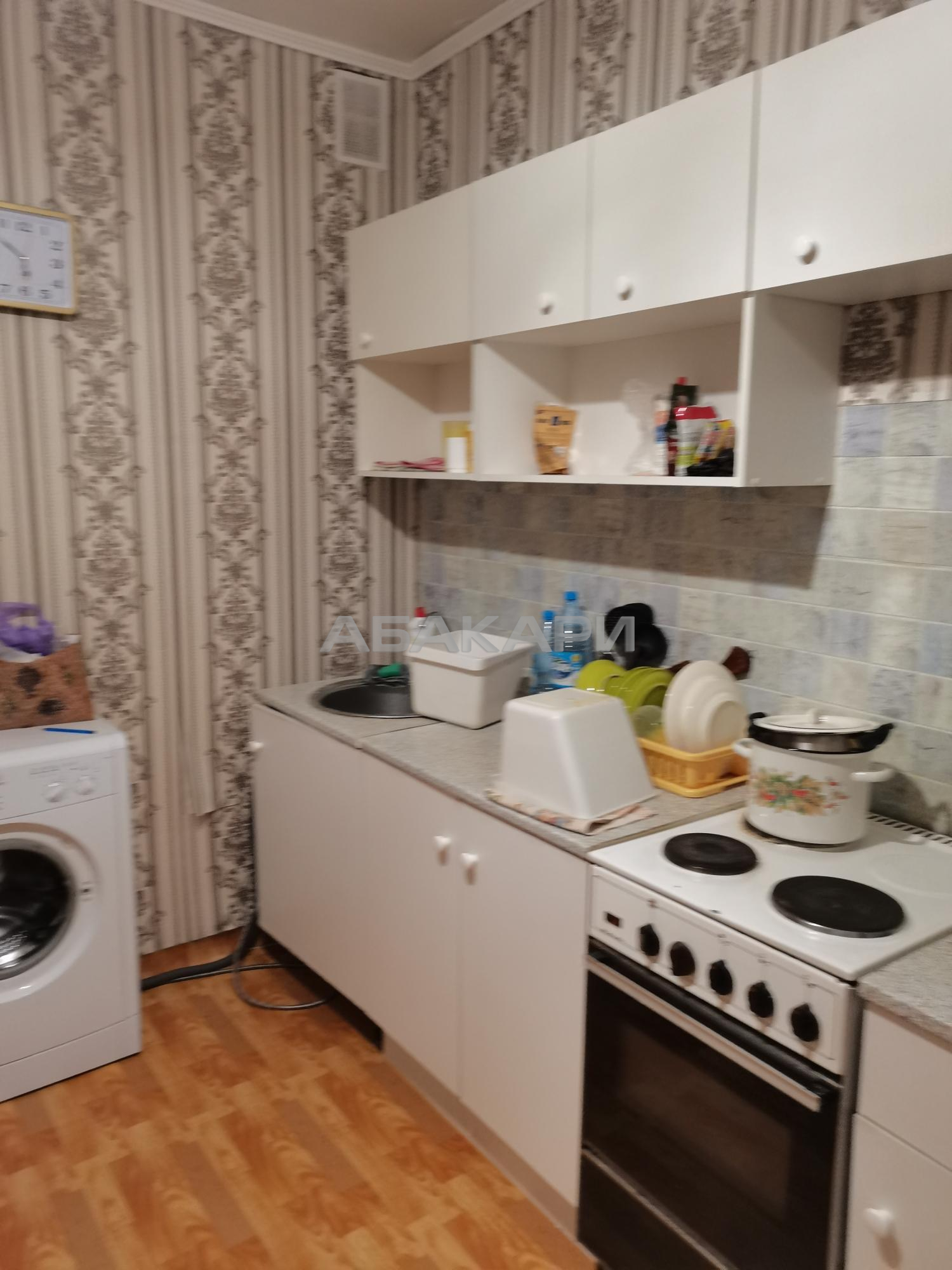 1к квартира Ястынская улица, 18   15000   аренда в Красноярске фото 9