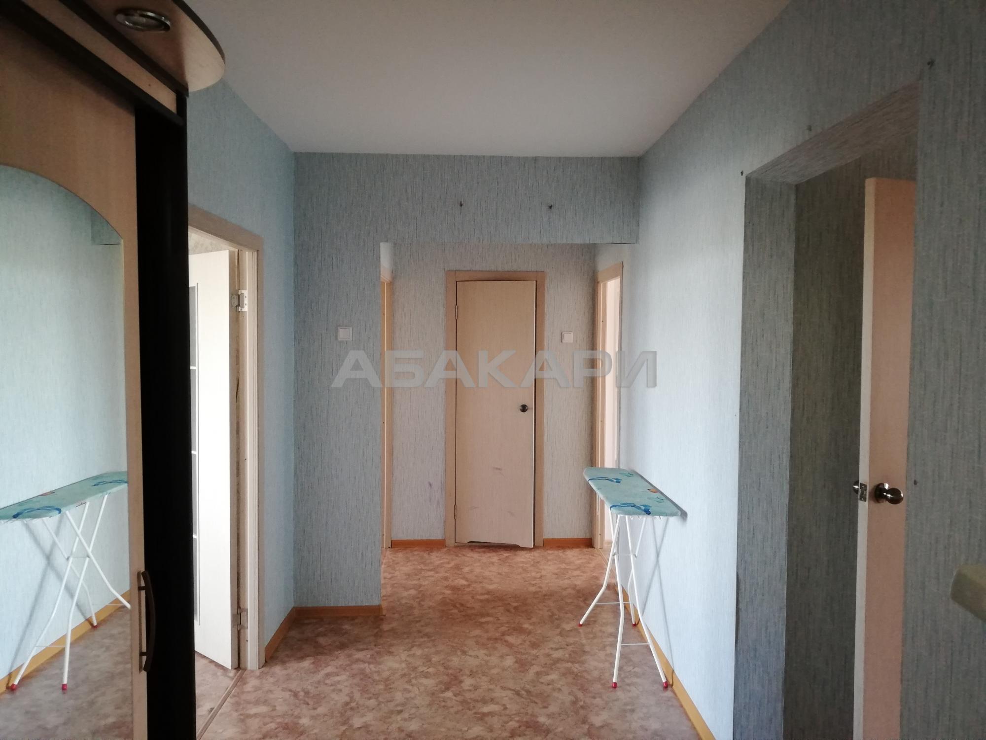 4к квартира Караульная улица, 46 | 25000 | аренда в Красноярске фото 10