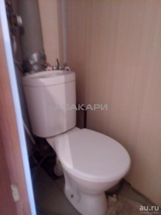 1к квартира Джамбульская улица, 2 1/5 - 18кв   9000   аренда в Красноярске фото 6