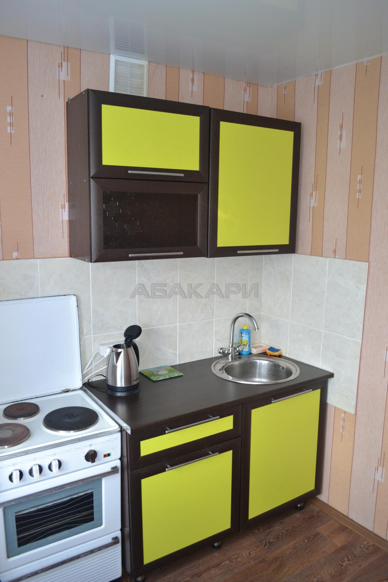 1к квартира улица Парижской Коммуны, 5 | 18000 | аренда в Красноярске фото 7