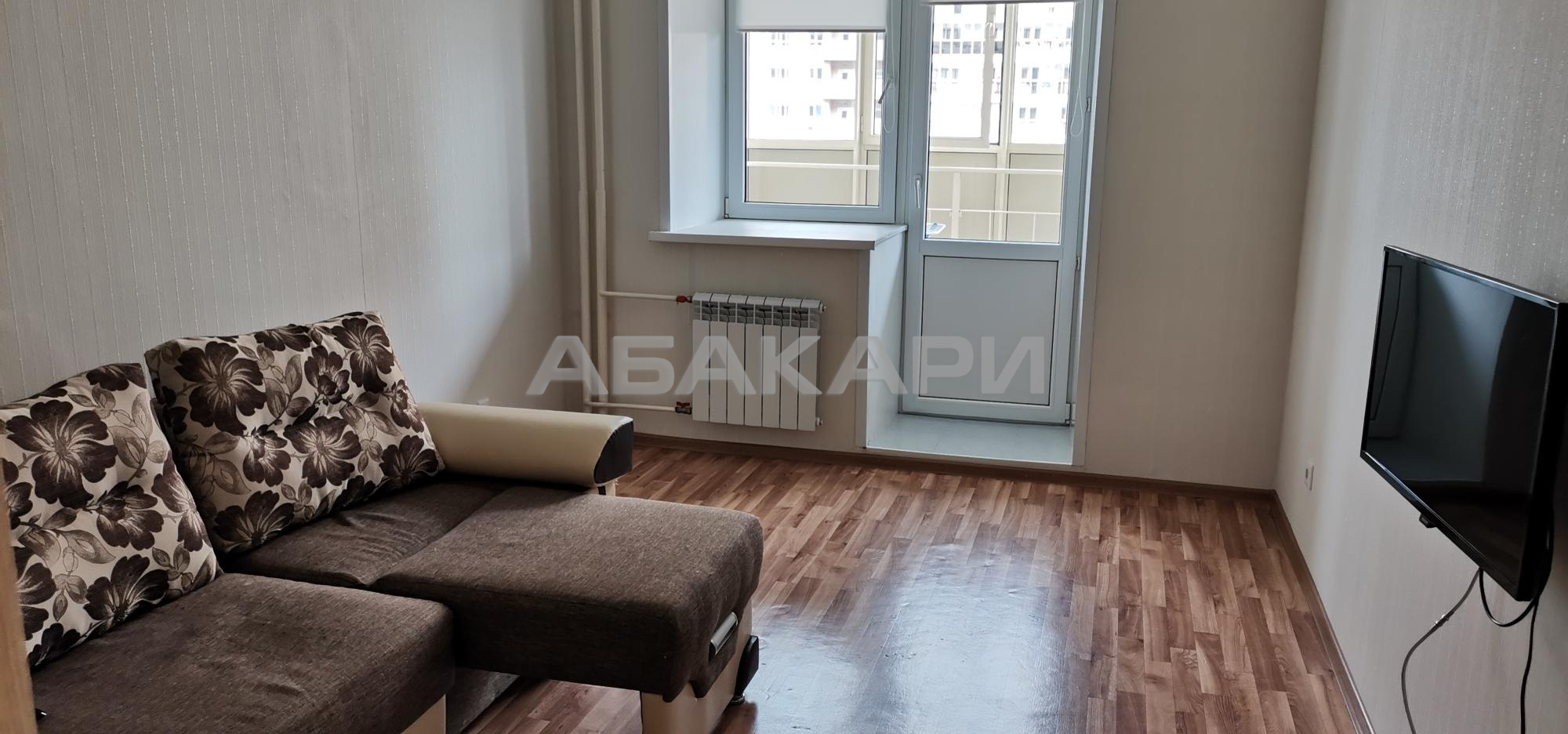 1к квартира улица Норильская, 16И | 14000 | аренда в Красноярске фото 0