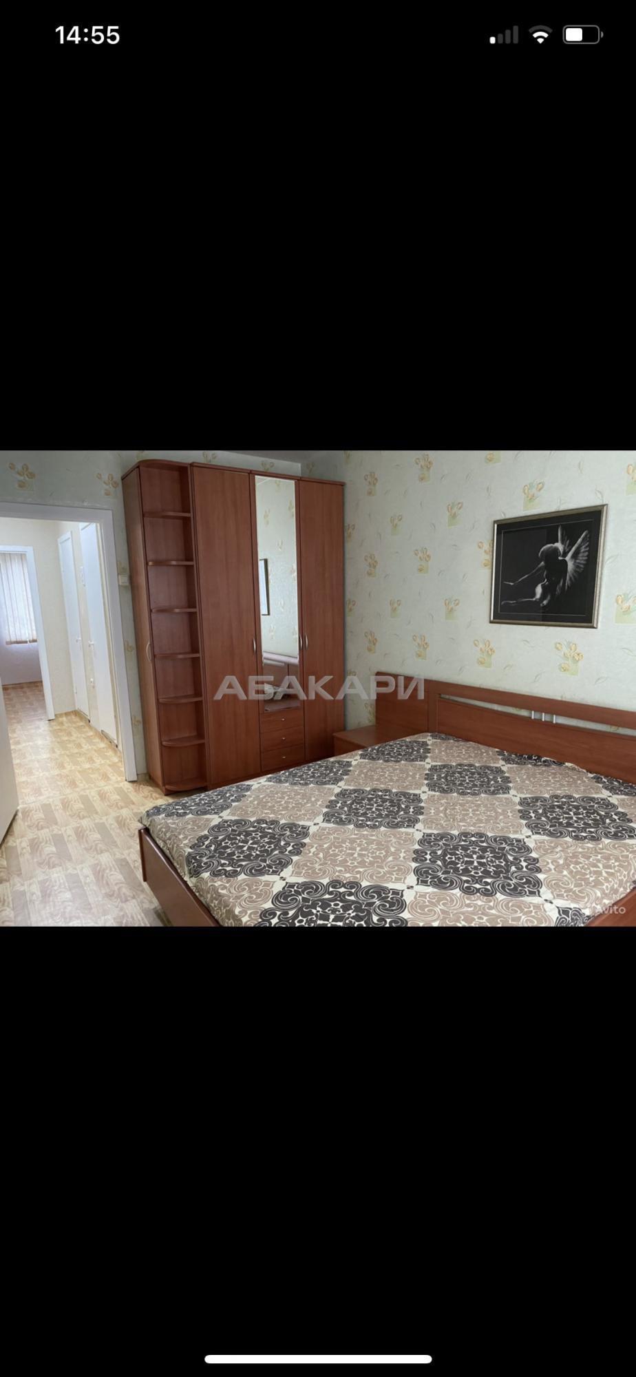 3к квартира улица Урванцева, 16   28000   аренда в Красноярске фото 4