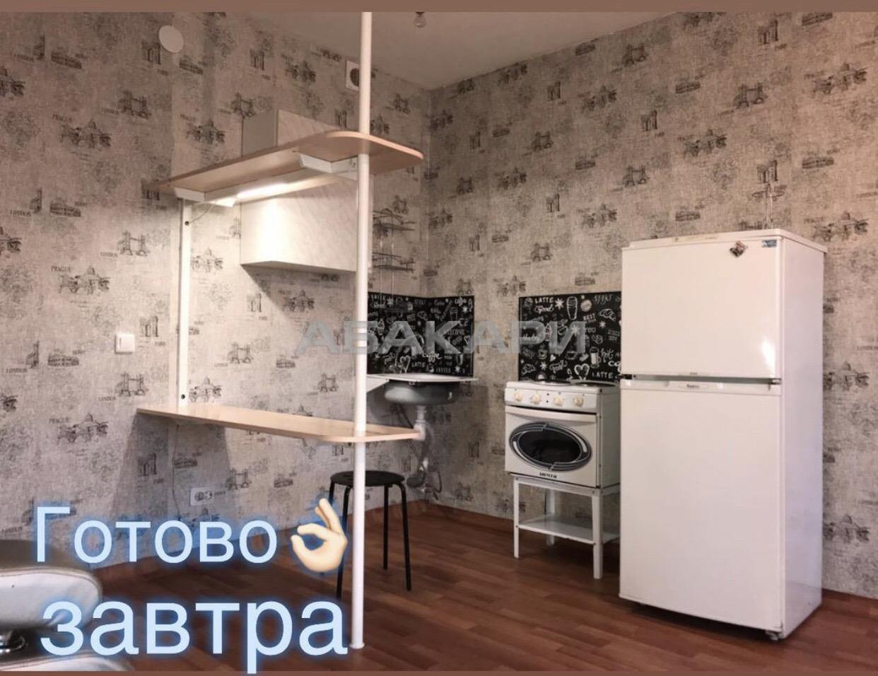 студия Соколовская улица, 76А | 12000 | аренда в Красноярске фото 1