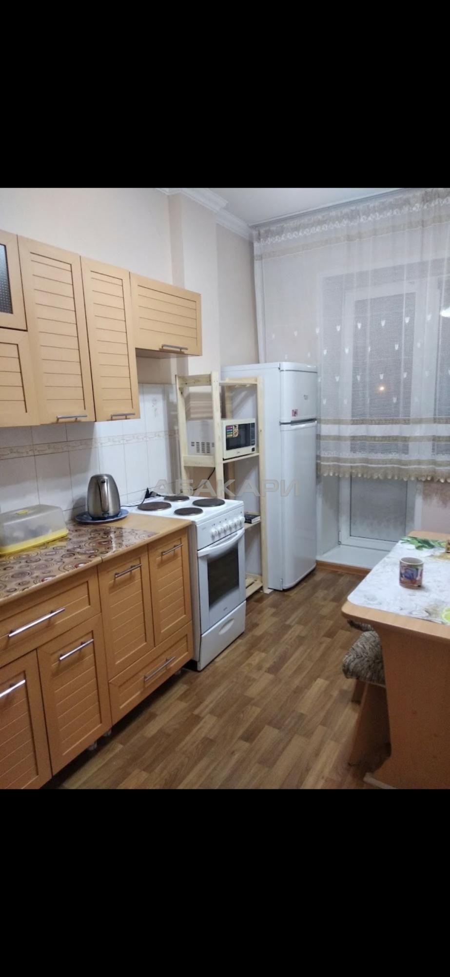 1к квартира 2-я Хабаровская улица, 7 2/17 - 42кв | 19000 | аренда в Красноярске фото 1