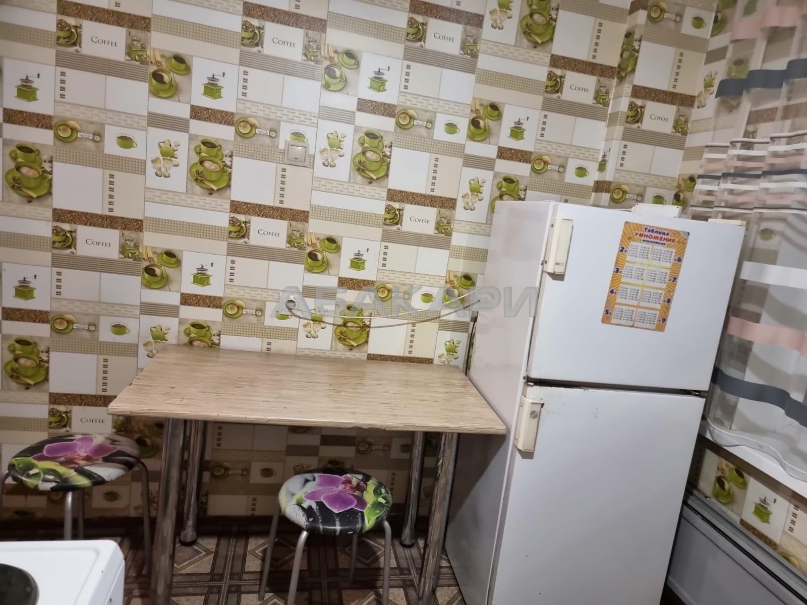 2к квартира улица Академика Павлова, 55 | 12000 | аренда в Красноярске фото 1