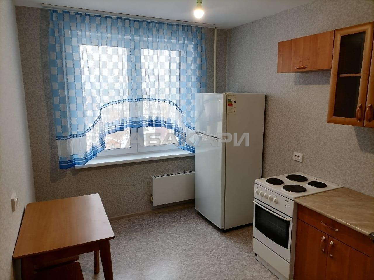 1к квартира Лесопарковая улица, 3 | 15000 | аренда в Красноярске фото 0