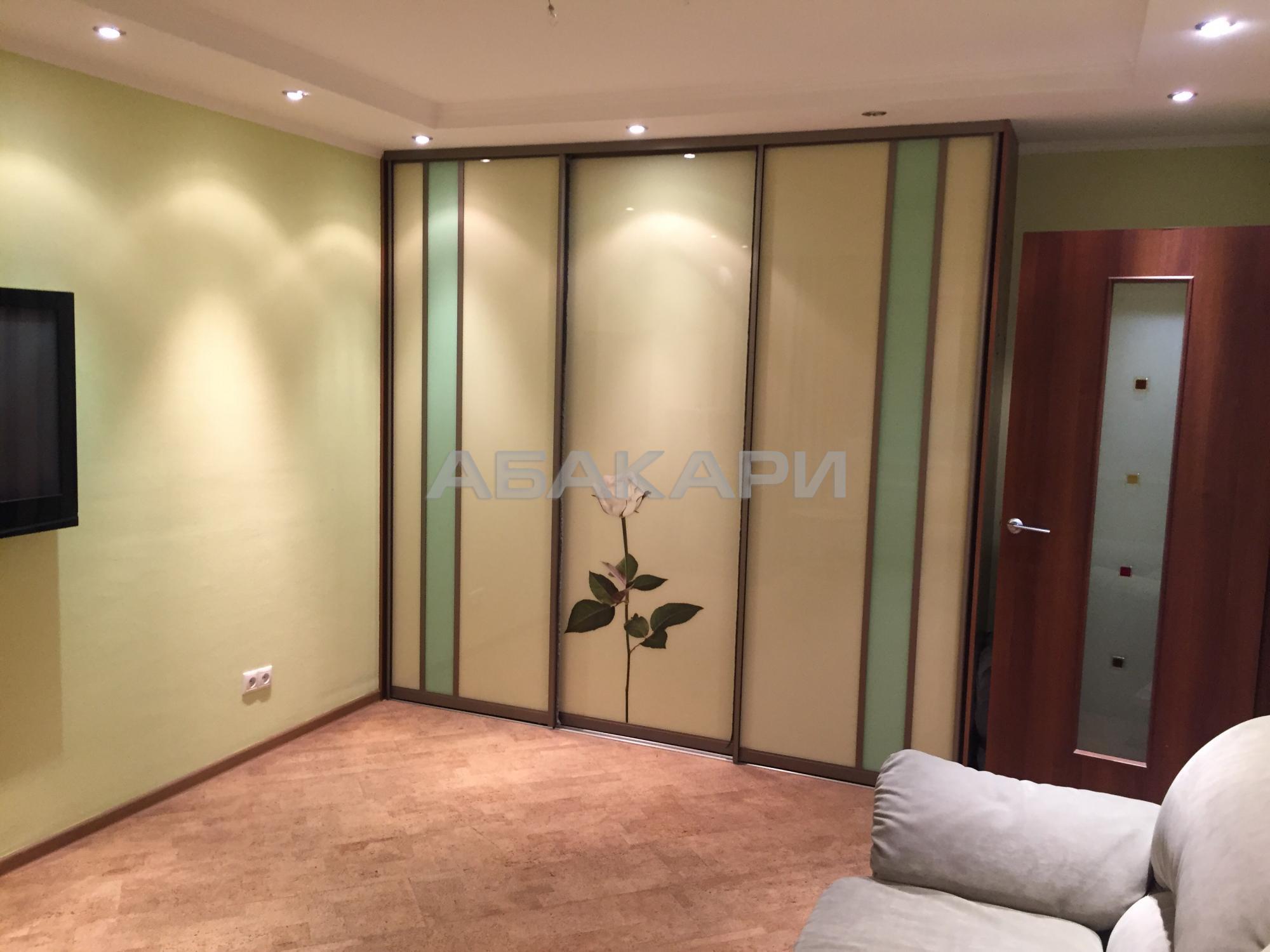 2к квартира улица Дубенского, 4А | 32000 | аренда в Красноярске фото 1