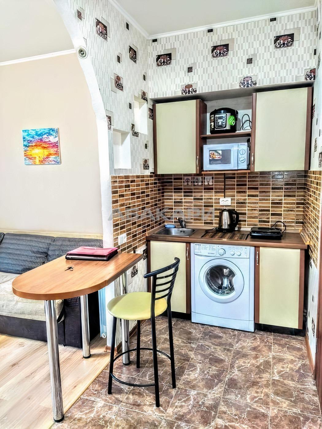 студия улица Академика Киренского, 24А | 12000 | аренда в Красноярске фото 1