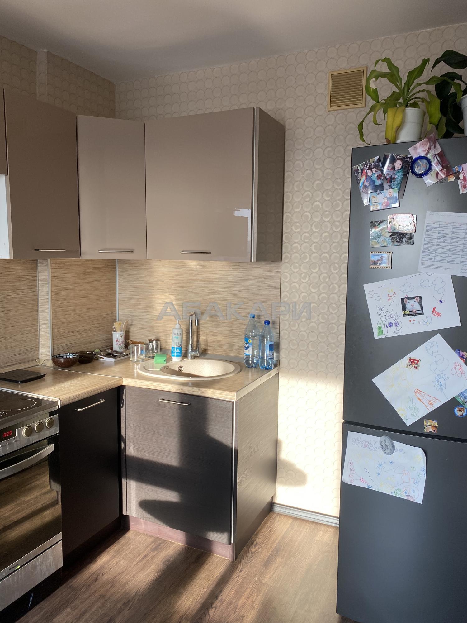 1к квартира улица Любы Шевцовой, 80   22000   аренда в Красноярске фото 2