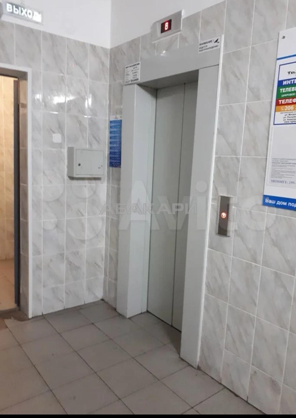 1к квартира улица Карамзина, 14 | 11000 | аренда в Красноярске фото 8