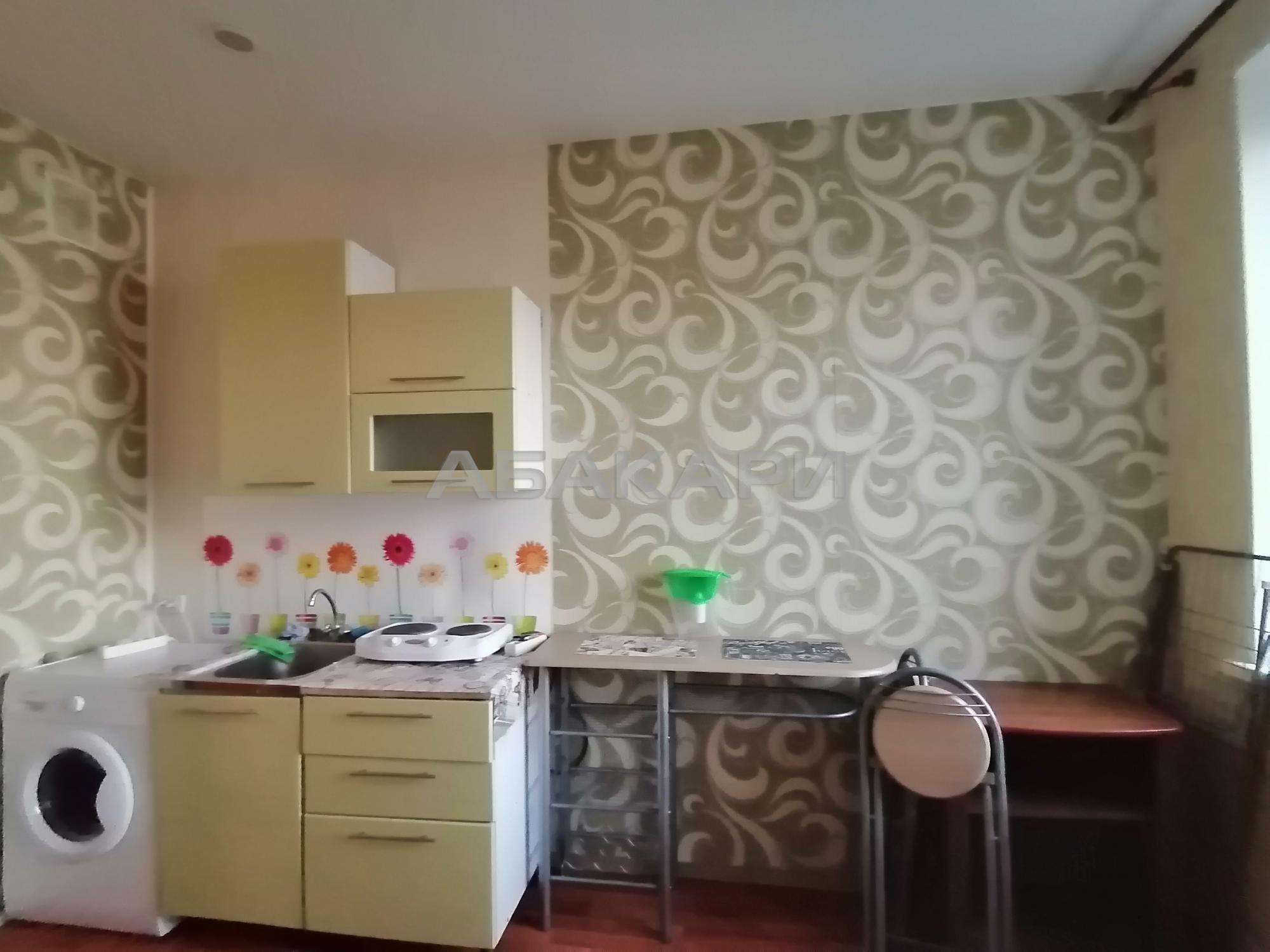 1к квартира улица Устиновича, 9А   13000   аренда в Красноярске фото 3