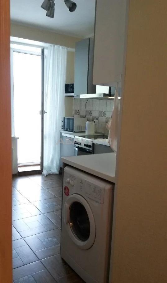 1к квартира Взлётная улица, 28 | 14500 | аренда в Красноярске фото 4
