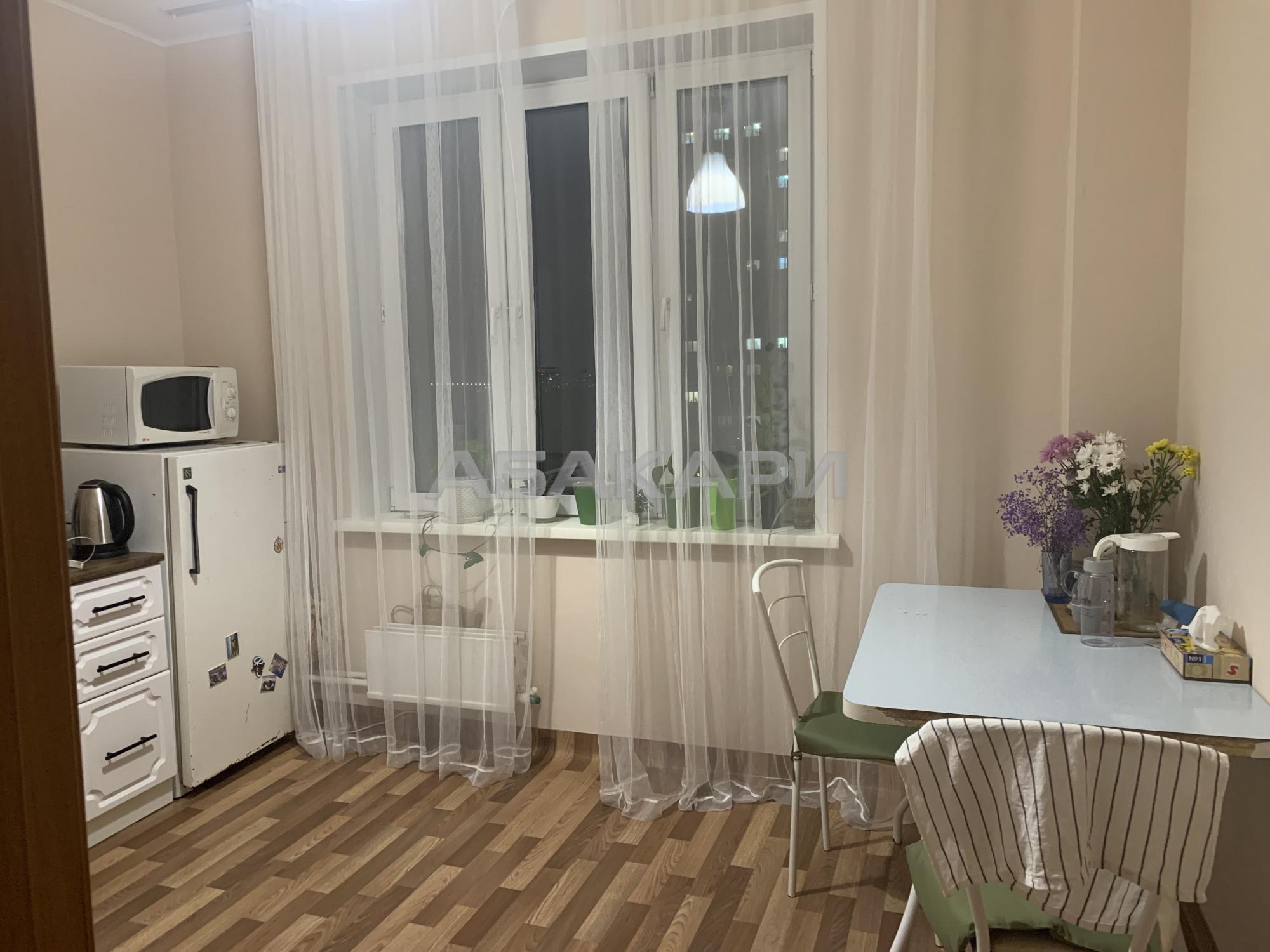 1к квартира Ярыгинская набережная, 17 15/24 - 37кв | 16500 | аренда в Красноярске фото 3