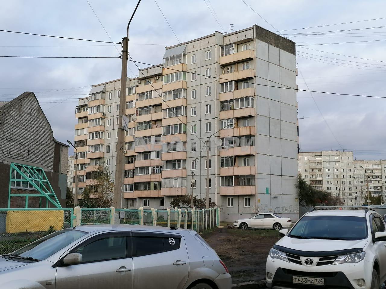 1к квартира Комсомольский проспект, 5 | 13000 | аренда в Красноярске фото 1