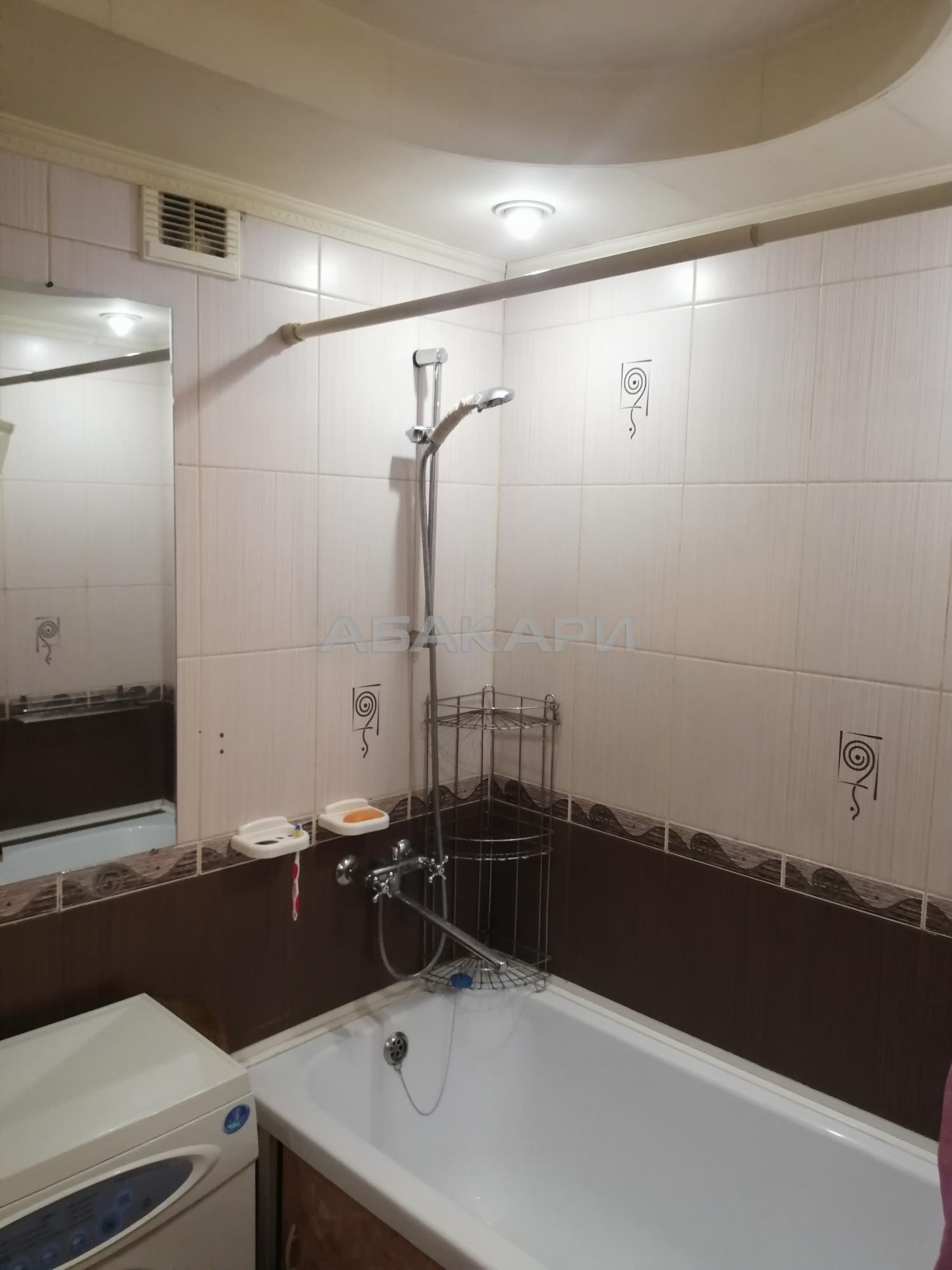 1к квартира улица Корнеева, 48 | 15000 | аренда в Красноярске фото 9