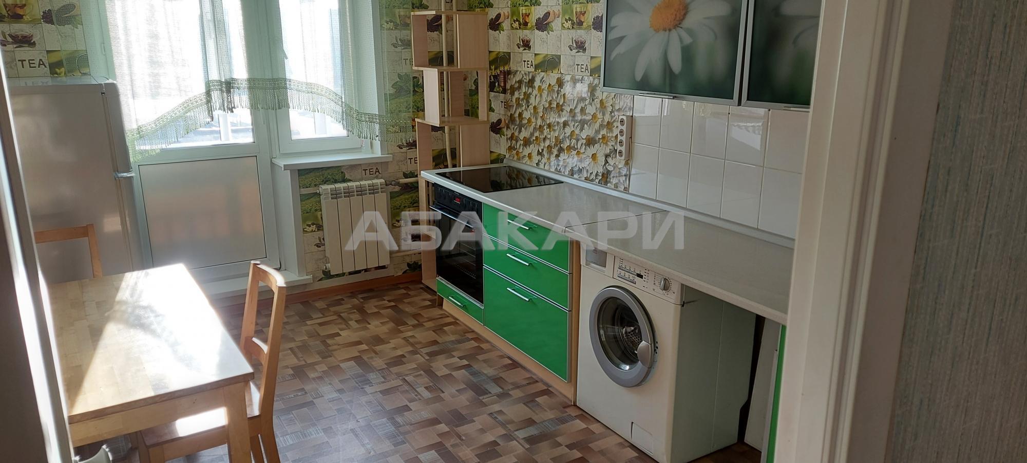 2к квартира улица Дмитрия Мартынова, д. 22 | 25000 | аренда в Красноярске фото 2