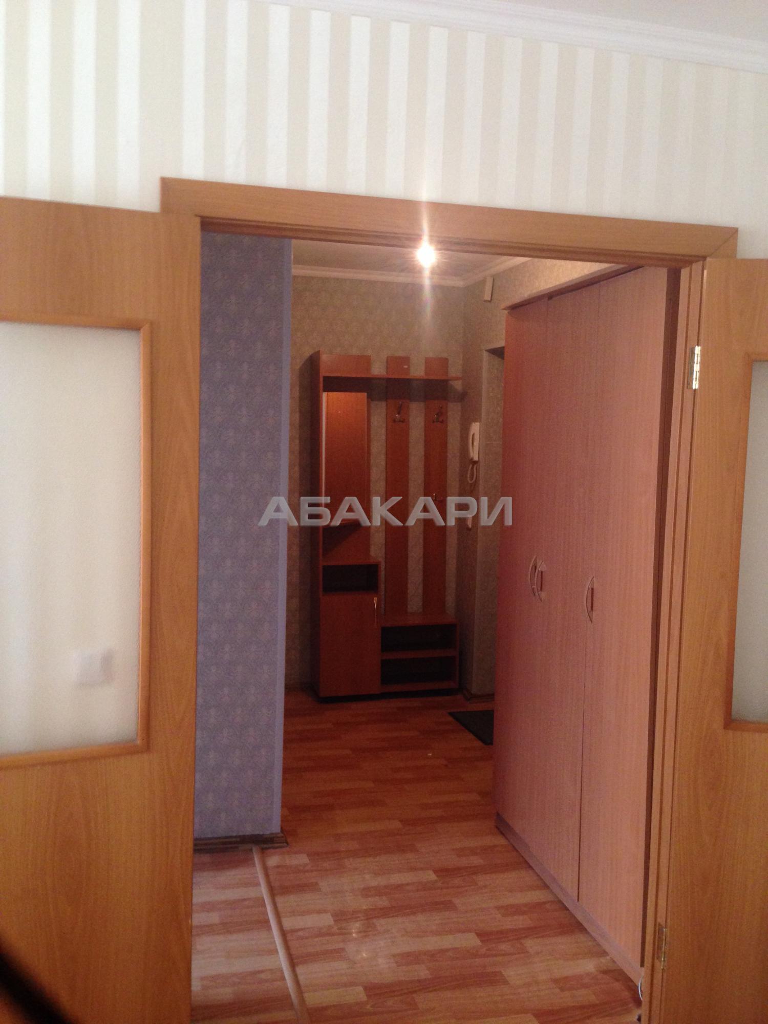 1к квартира улица Молокова | 17000 | аренда в Красноярске фото 3
