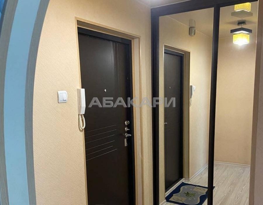 1к квартира улица 9 Мая, 60А   14500   аренда в Красноярске фото 4