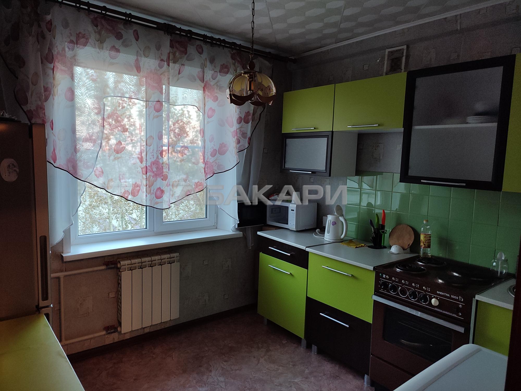 1к квартира улица Гусарова   11000   аренда в Красноярске фото 0