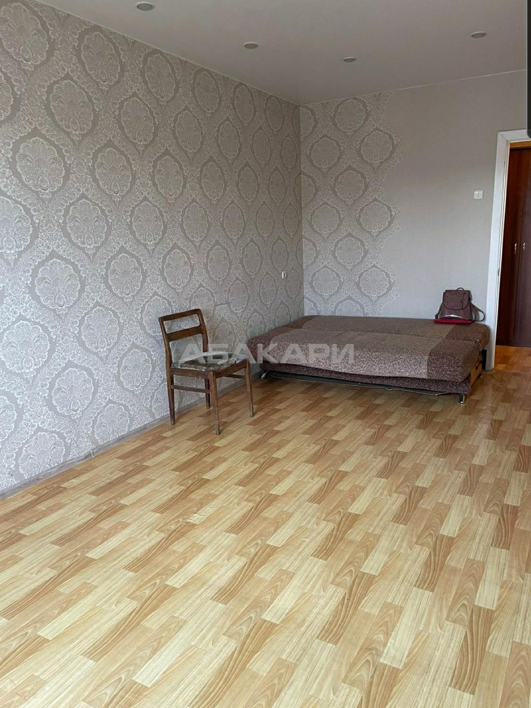 1к квартира улица Молокова, 10 | 18000 | аренда в Красноярске фото 0