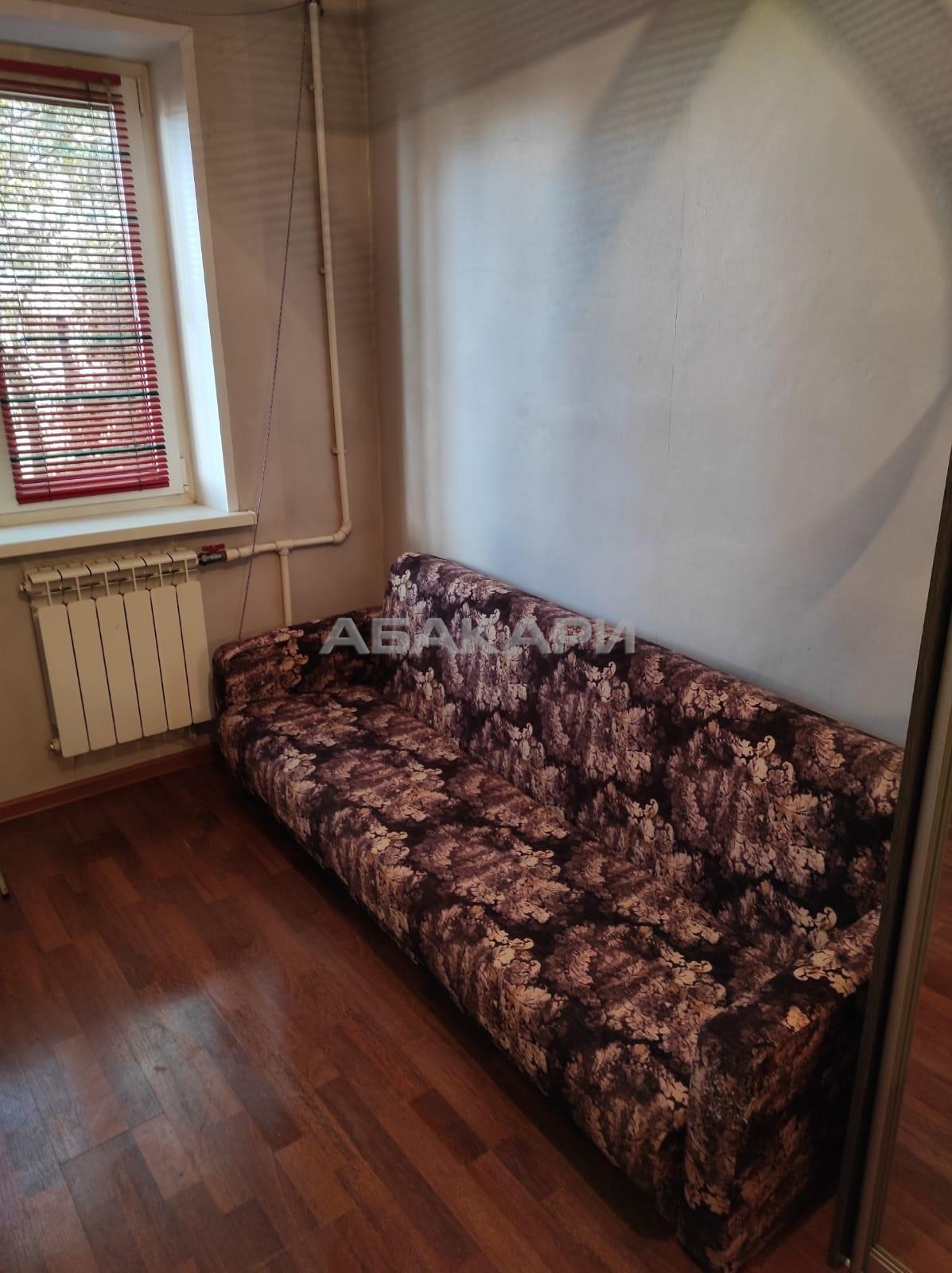 1к квартира улица Толстого, 47 3/5 - 18кв   10000   аренда в Красноярске фото 1