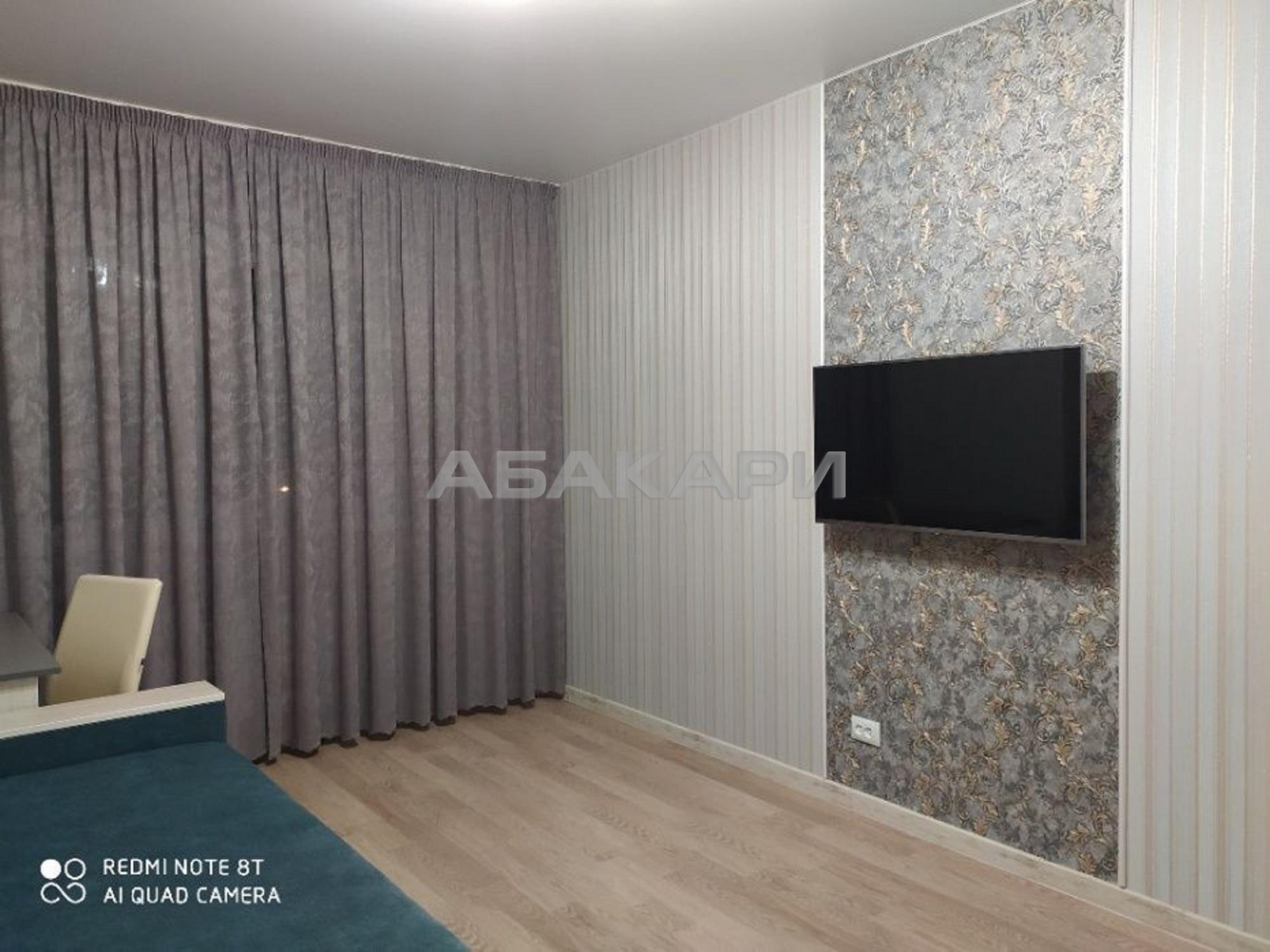 1к квартира улица Чернышевского, 118   15500   аренда в Красноярске фото 2