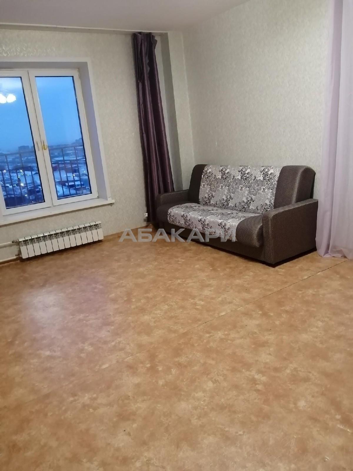 1к квартира улица Калинина, 47И   15000   аренда в Красноярске фото 8