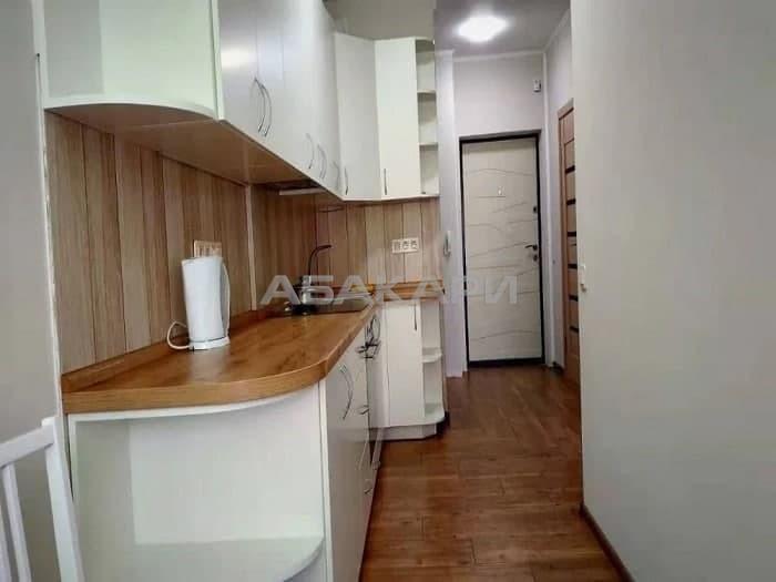1к квартира улица 9 Мая, 58   13000   аренда в Красноярске фото 1