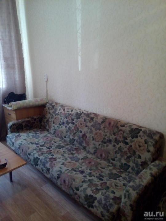 1к квартира Джамбульская улица, 2 1/5 - 18кв   9000   аренда в Красноярске фото 2