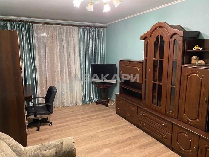 3к квартира улица Алексеева, 34 12/19 - 73кв | 18000 | аренда в Красноярске фото 0
