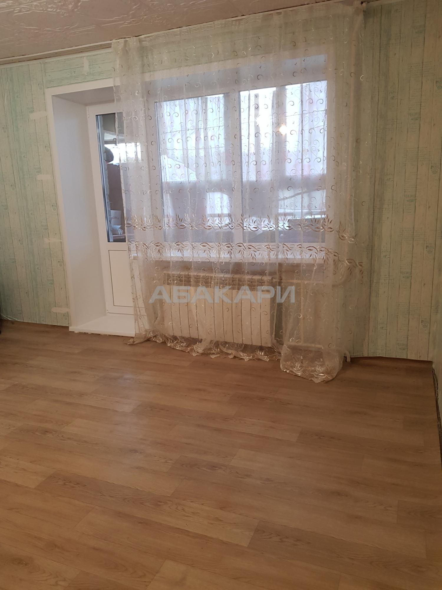 1к квартира улица Борисевича, д. 6 | 13500 | аренда в Красноярске фото 0