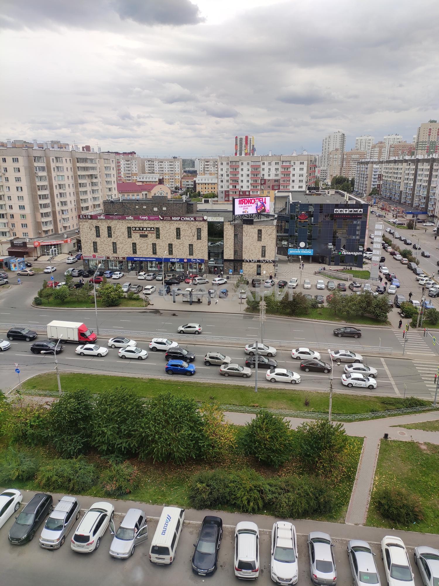 1к квартира улица Молокова, 17 10/10 - 33кв   17000   аренда в Красноярске фото 0