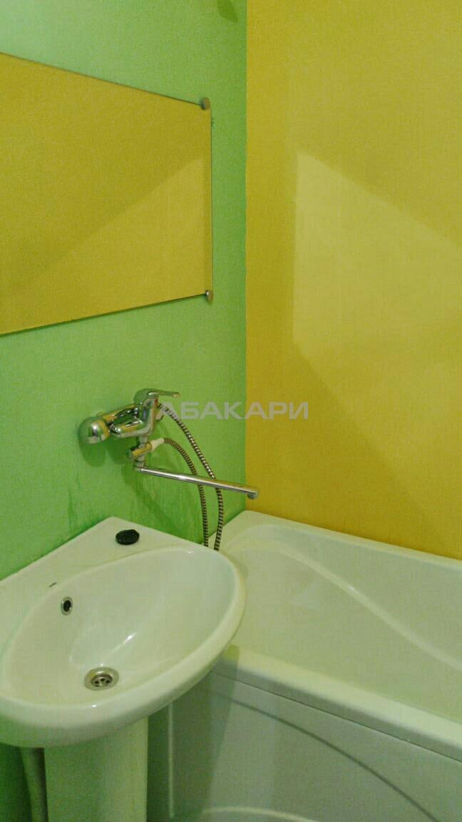 1к квартира улица 9-го Мая, 39 | 14000 | аренда в Красноярске фото 5