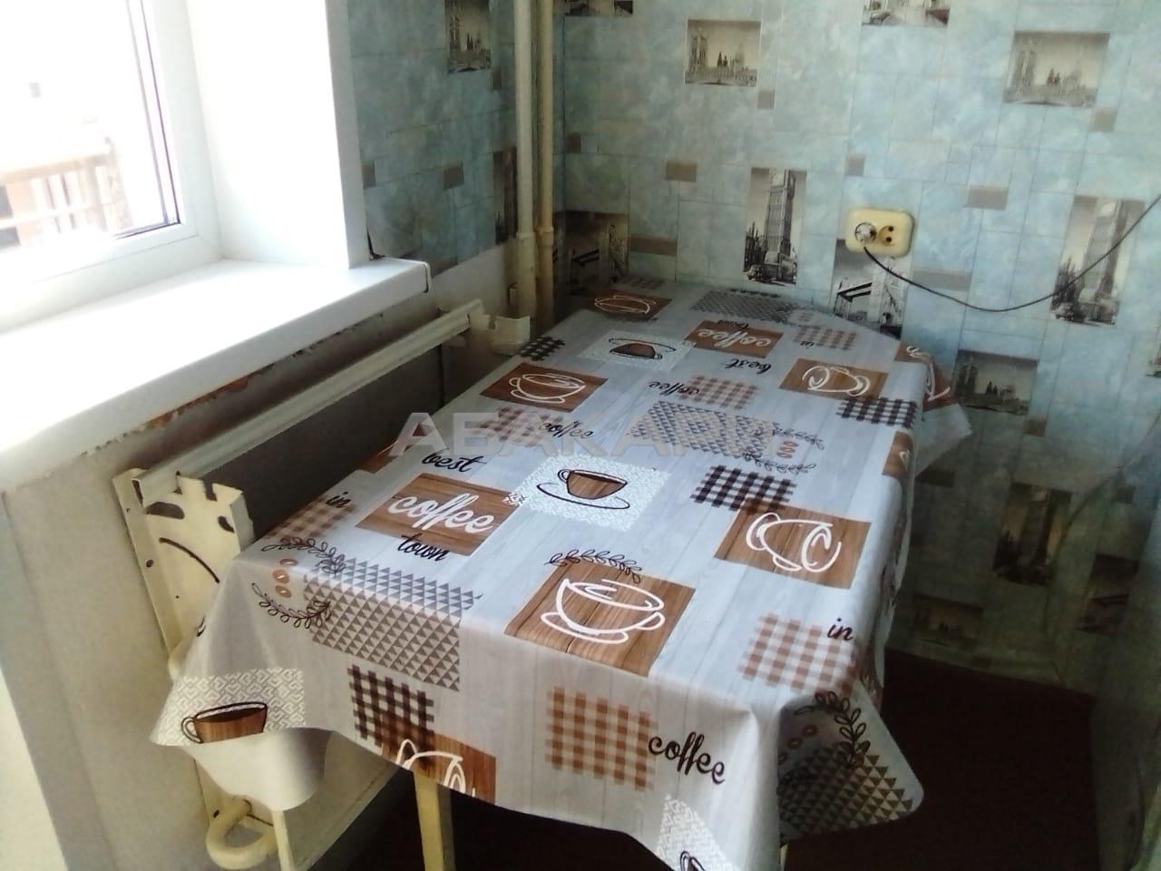 1к квартира улица Ломоносова, 10 | 16000 | аренда в Красноярске фото 4