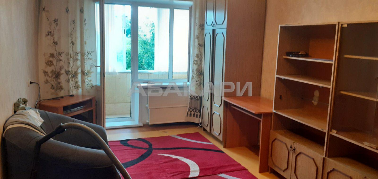 1к квартира улица 9-го Мая, 16 | 16000 | аренда в Красноярске фото 0