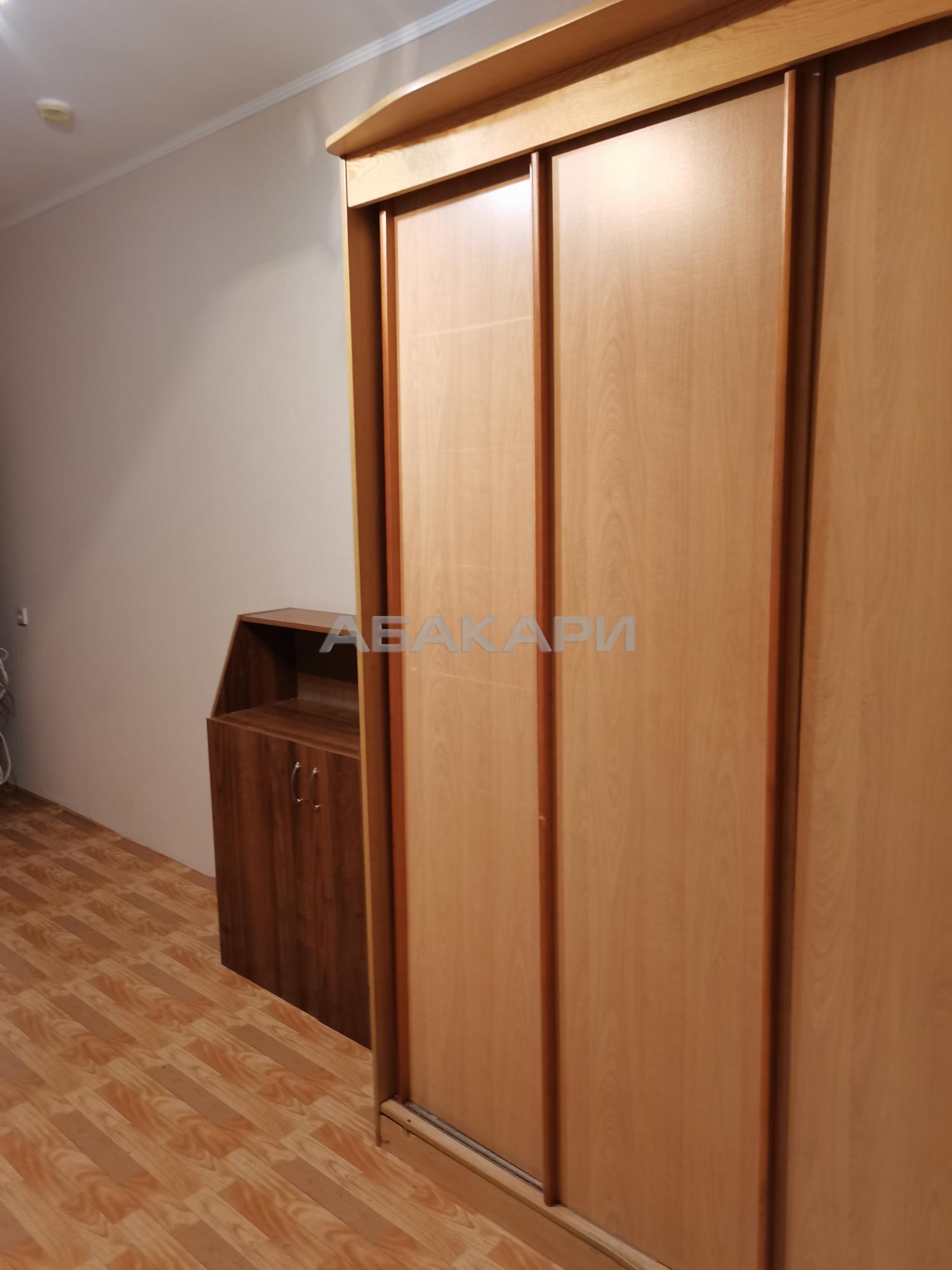 1к квартира Ястынская улица, 18   15000   аренда в Красноярске фото 1