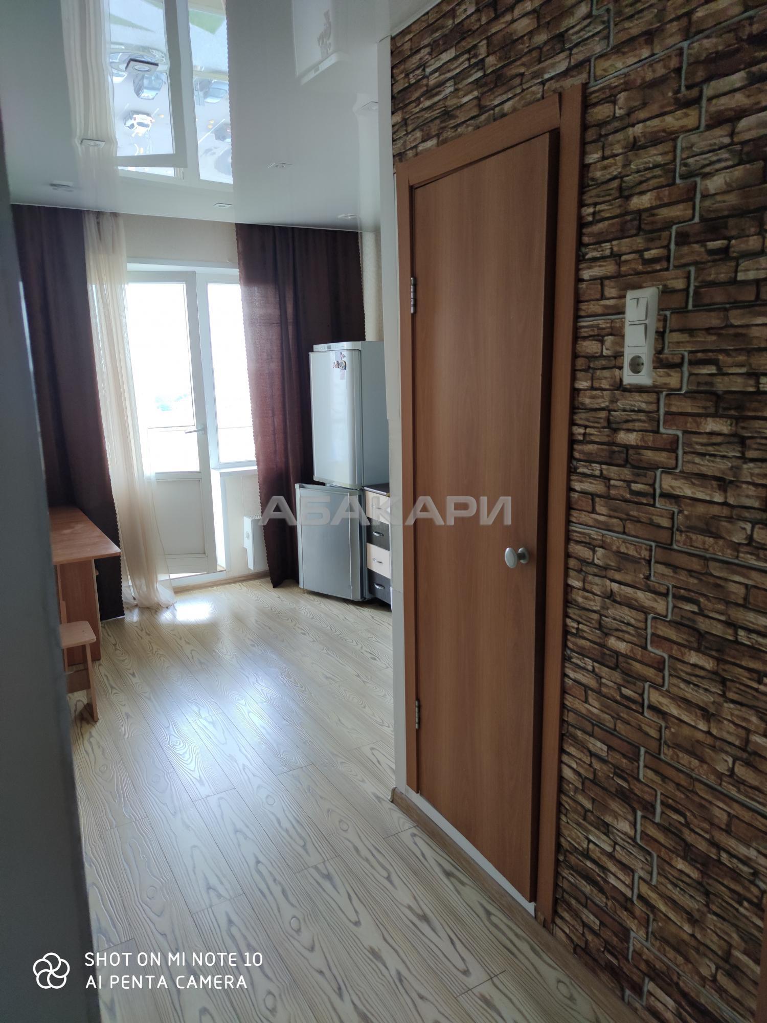 1к квартира улица Ястынская, 17А | 17500 | аренда в Красноярске фото 10