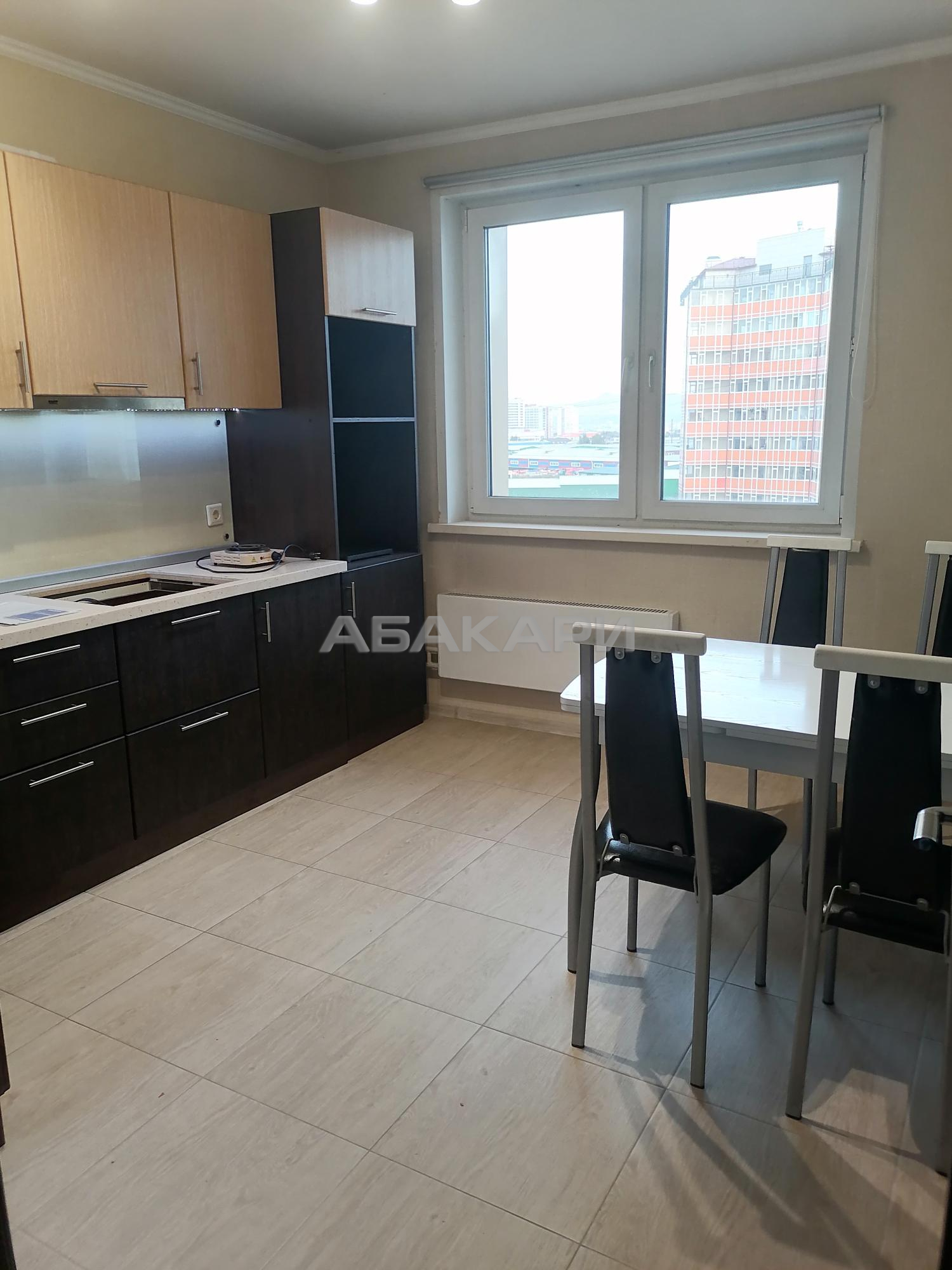 1к квартира Абытаевская улица, 8   17000   аренда в Красноярске фото 4