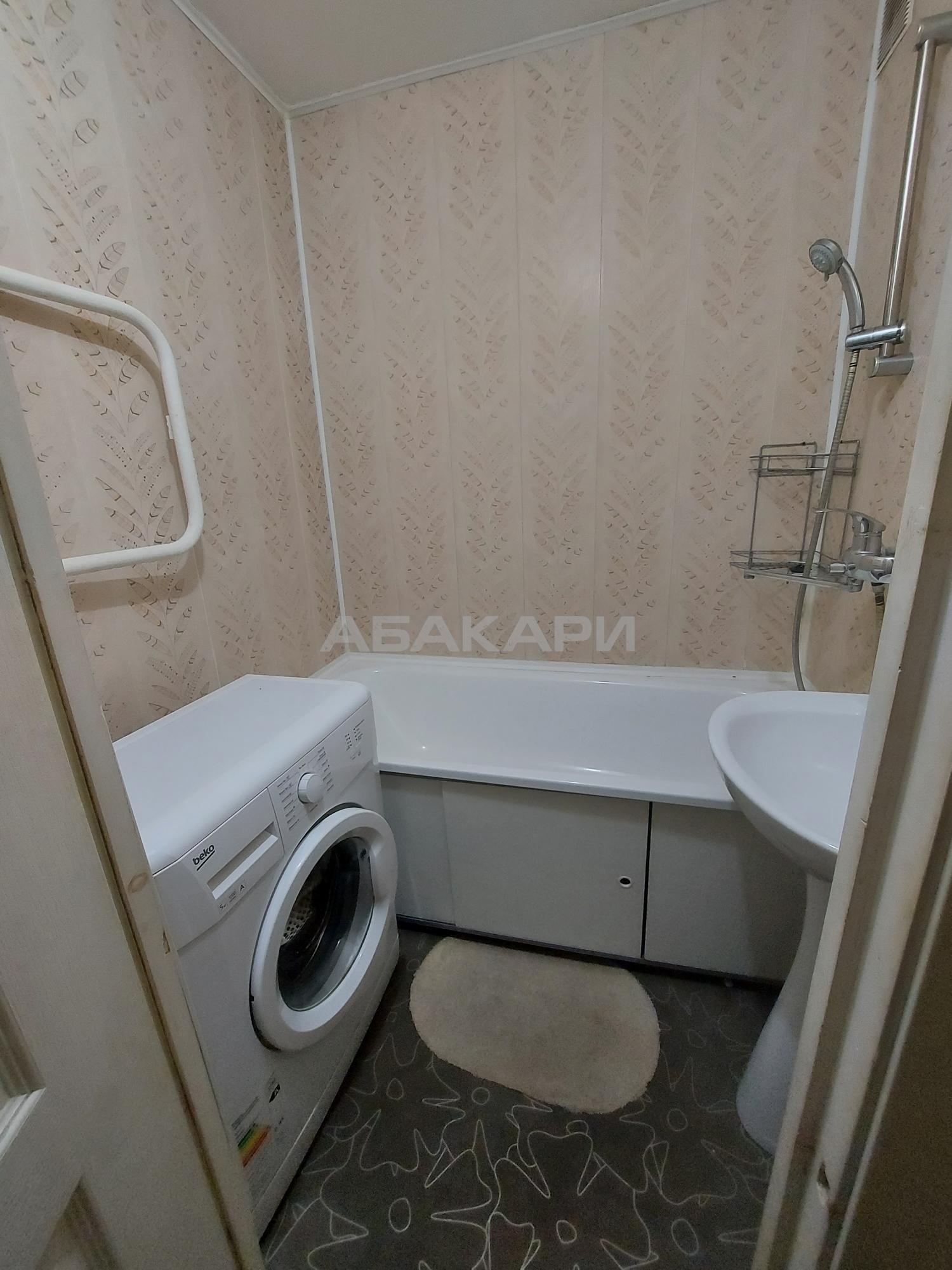 1к квартира улица Алексеева, 111 | 17000 | аренда в Красноярске фото 2