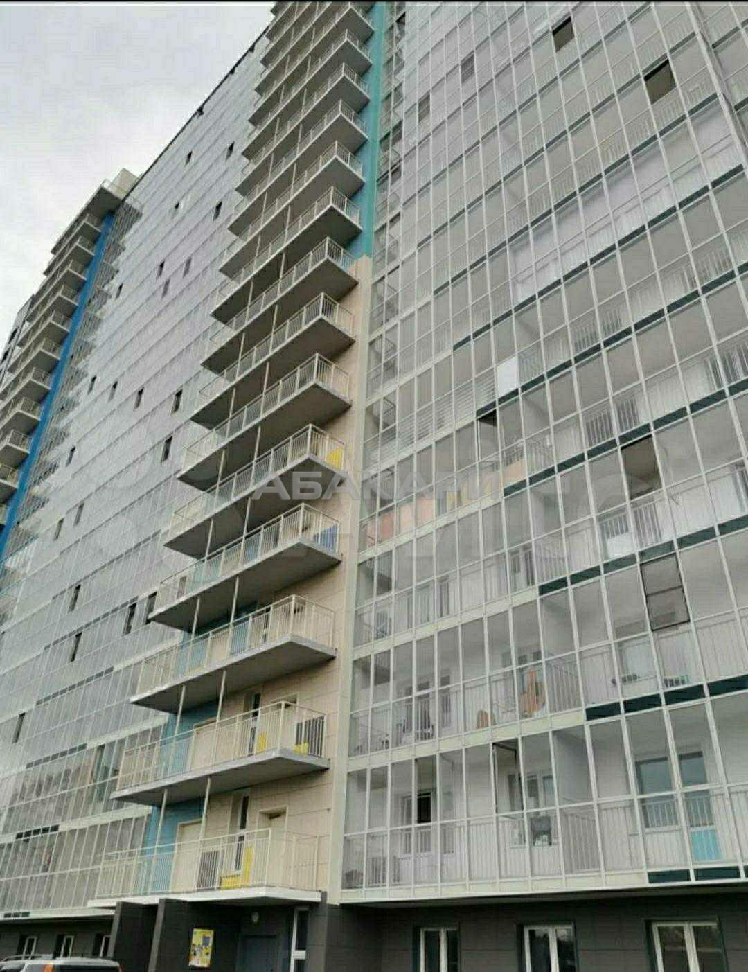 1к квартира улица Александра Матросова, 32 | 15000 | аренда в Красноярске фото 10