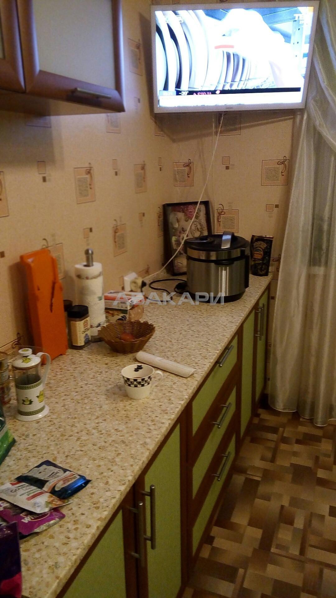1к квартира улица Дмитрия Мартынова, 41 | 17000 | аренда в Красноярске фото 2