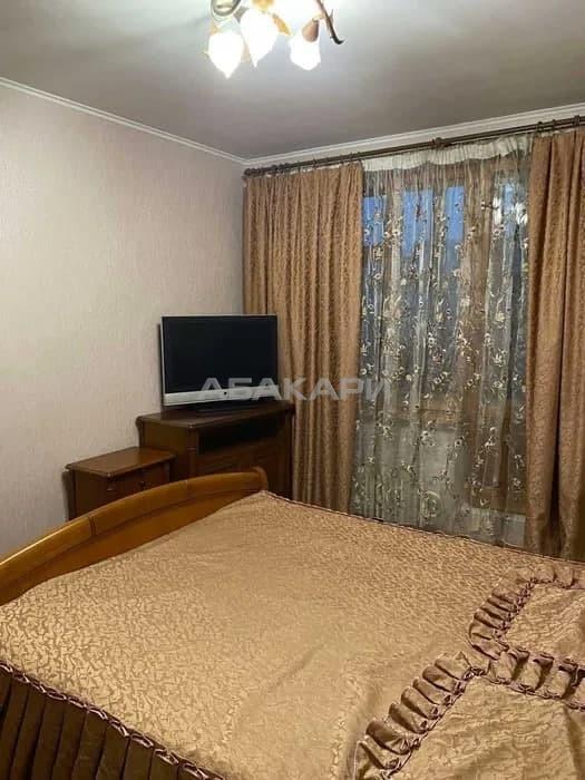 3к квартира улица Алексеева, 34 12/19 - 73кв | 18000 | аренда в Красноярске фото 1