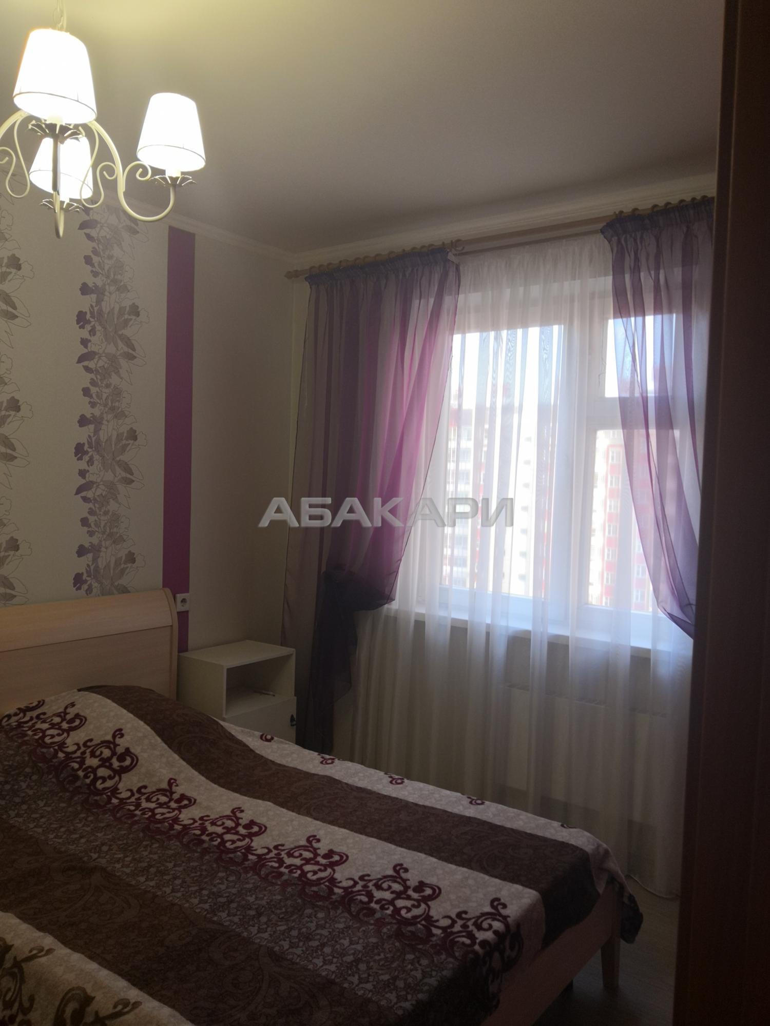 2к квартира улица Академика Киренского, 71 8/10 - 54кв | 28000 | аренда в Красноярске фото 4