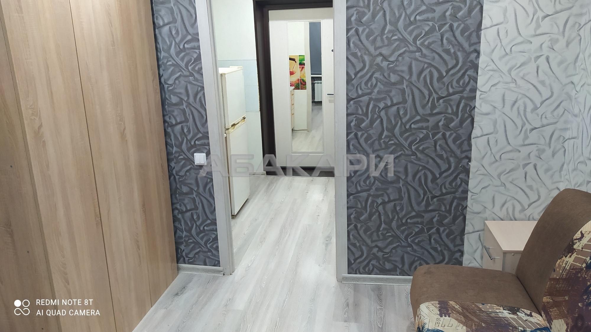 1к квартира Спортивная улица, 180 | 9500 | аренда в Красноярске фото 0