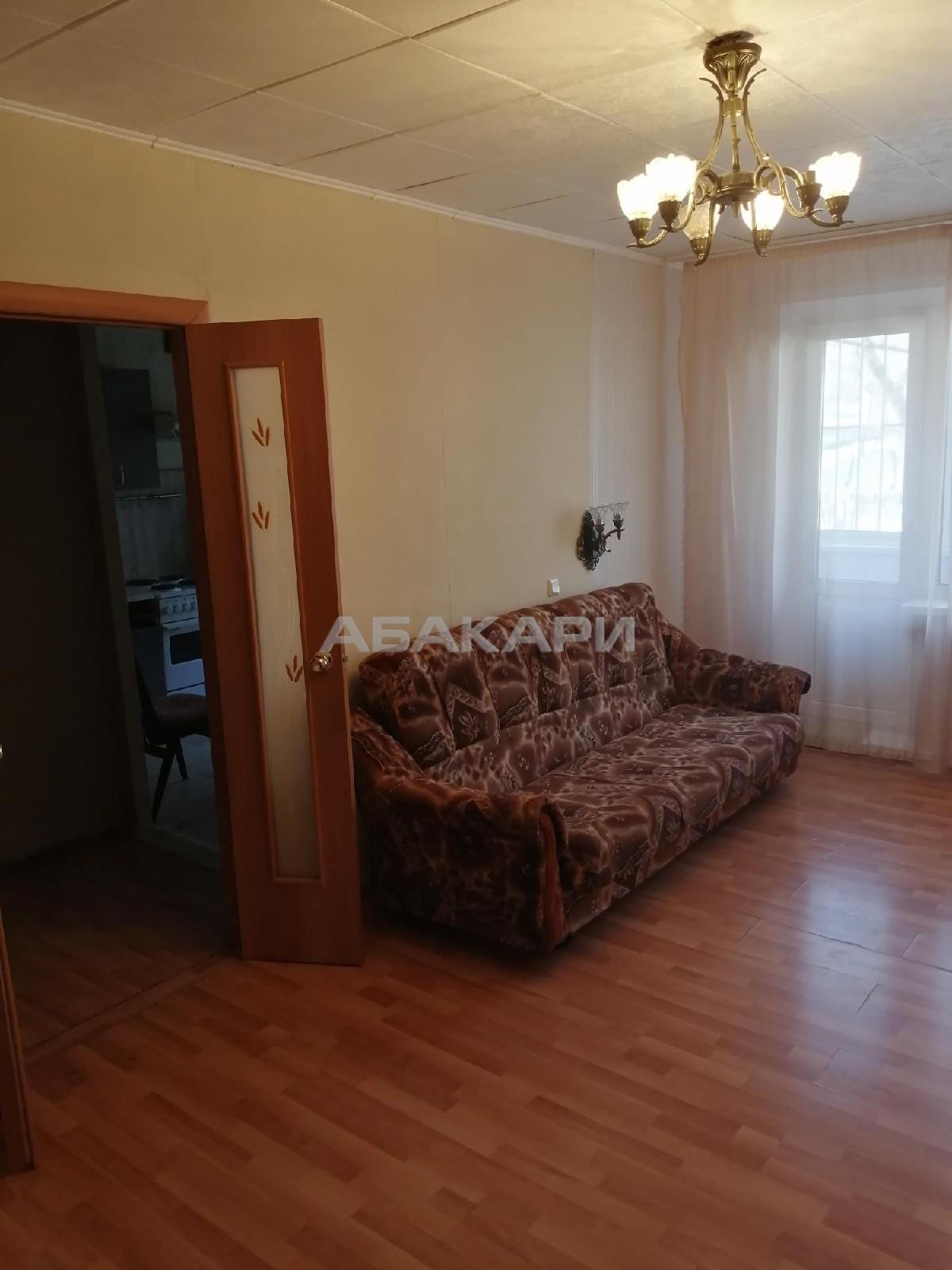 1к квартира улица Корнеева, 48 | 15000 | аренда в Красноярске фото 2