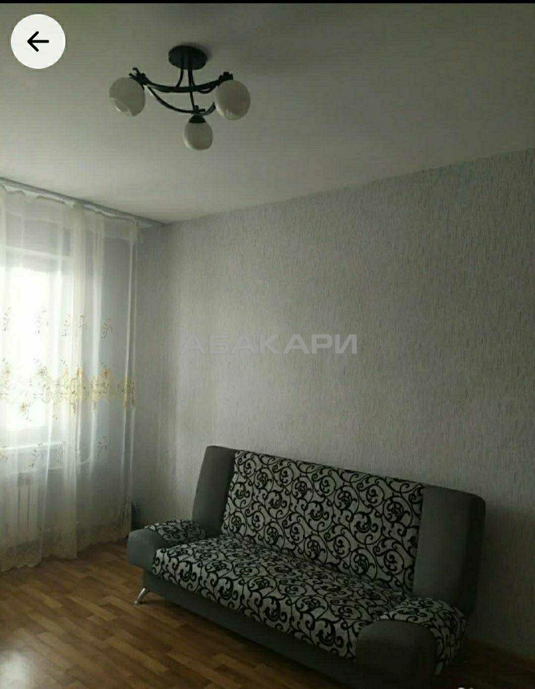 1к квартира улица Александра Матросова, 32 | 15000 | аренда в Красноярске фото 0