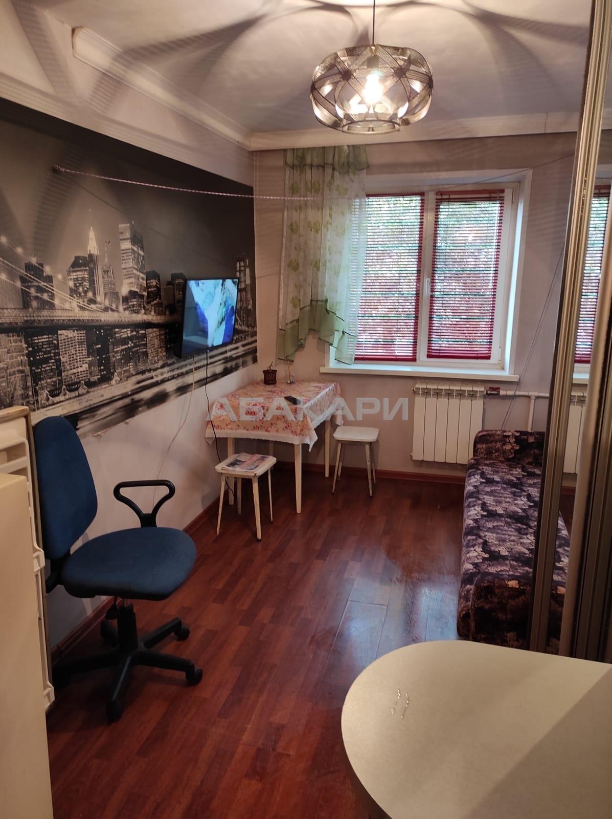 1к квартира улица Толстого, 47 3/5 - 18кв   10000   аренда в Красноярске фото 4